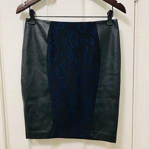 Beautiful T Tahari skirt 💙🖤 size 2